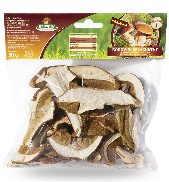 King Boletus dried 30g