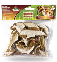 King Boletus dried